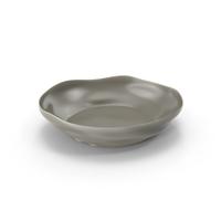 Marin Grey Low Bowl PNG & PSD Images
