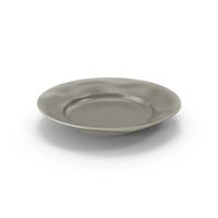 Marin Grey Salad Plate PNG & PSD Images