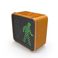 Walk Signal PNG & PSD Images