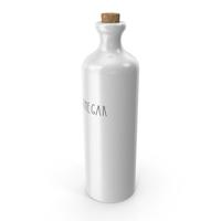 Ceramic Vinegar Bottle PNG & PSD Images