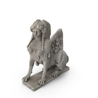 Sphinx Statue PNG & PSD Images