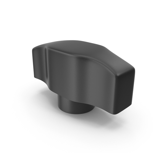 Plastic Wing Bolt Head PNG & PSD Images