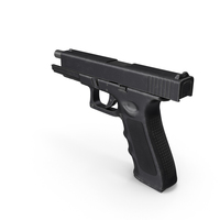 Glock 17 9MM PNG & PSD Images