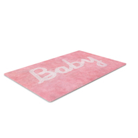 Pink Baby Rug PNG & PSD Images