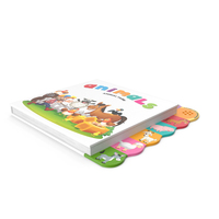 Children's Musicical Book PNG & PSD Images