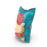 Simply Balanced Tortilla White Corn Chips PNG & PSD Images