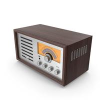 Retro Radio PNG & PSD Images