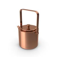 Copper Teapot PNG & PSD Images