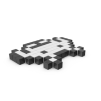 Space Invaders Game Icon PNG & PSD Images