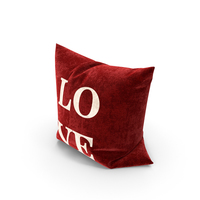 Love Pillow PNG & PSD Images