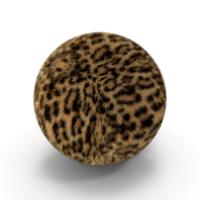 Leopard Fur Ball PNG & PSD Images