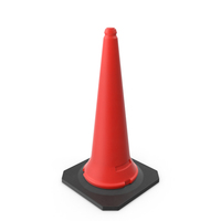 Construction Cone PNG & PSD Images