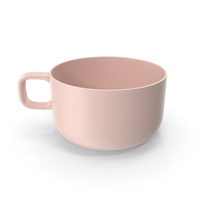 Large Mug Pink PNG & PSD Images