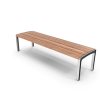 Modern Bench PNG & PSD Images