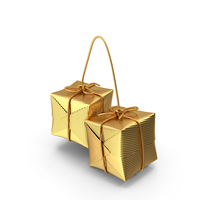 Christmas Presents Ornament PNG & PSD Images