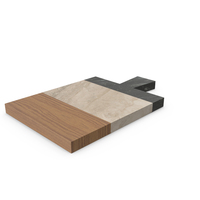 Marble Wood Board PNG & PSD Images