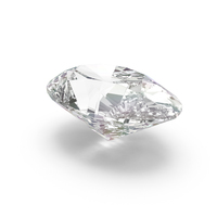 Oval Cut Diamond PNG & PSD Images