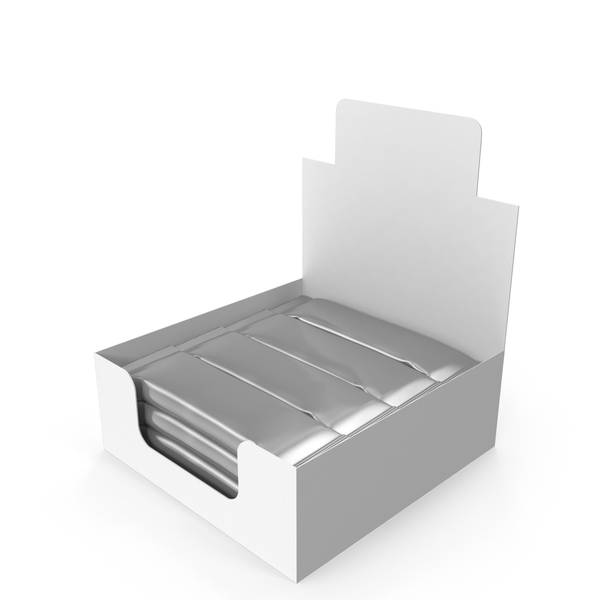 Box of Chocolate Bars PNG & PSD Images