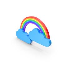 Rainbow Meteorology Symbol PNG & PSD Images