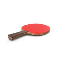 Table Tennis Paddle PNG & PSD Images