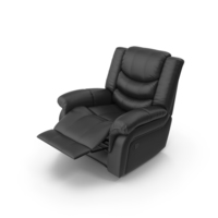 Leather Recliner PNG & PSD Images