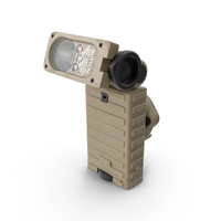 Streamlight Sidewinder C4 TAN PNG & PSD Images