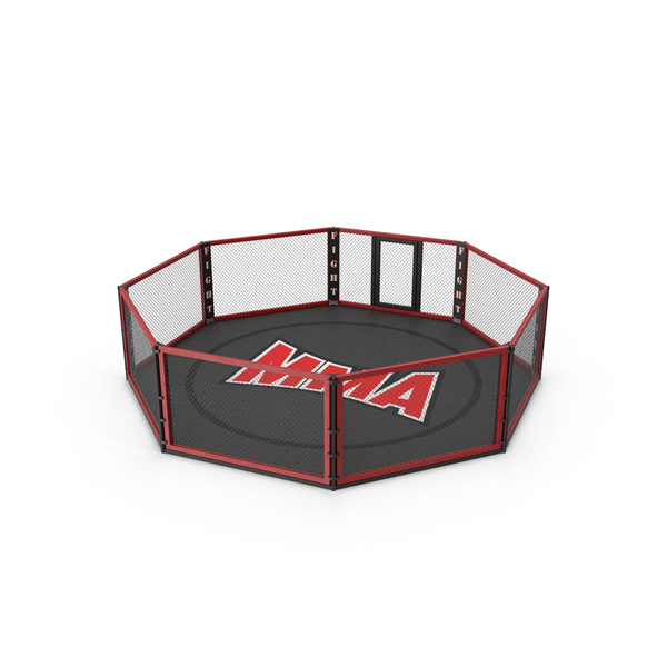 MMA Cage PNG & PSD Images