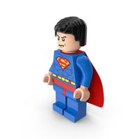 Lego Superman PNG & PSD Images
