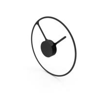 Stelton Time Wall Clock PNG & PSD Images