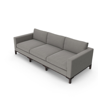 Holly Hunt Guild Sofa PNG & PSD Images