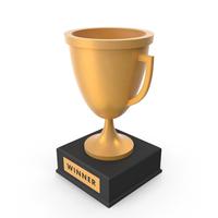 Cartoon Trophy PNG & PSD Images