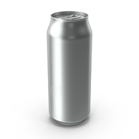 Beverage Can Standard 500ml PNG & PSD Images