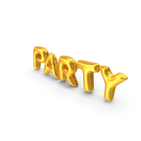 Party Balloons PNG & PSD Images