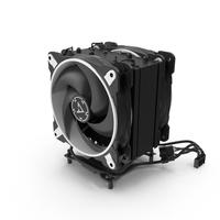 Arctic CPU Fan PNG & PSD Images