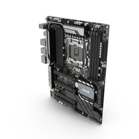 Asus Motherboard PNG & PSD Images
