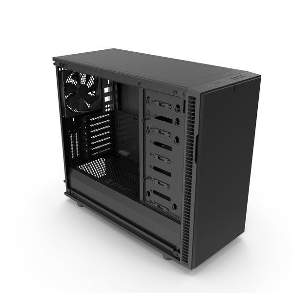 Computer Case PNG & PSD Images
