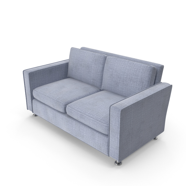Classic Loveseat PNG & PSD Images