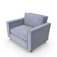 Classic Arm Chair PNG & PSD Images