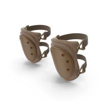 Grainger Tactical Knee Pads PNG & PSD Images