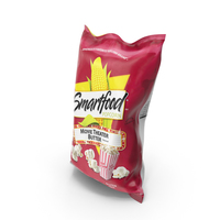 Smartfood Movie Theater Style Popcorn PNG & PSD Images
