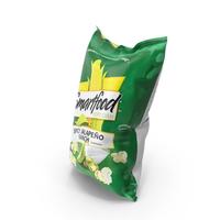 Smartfood Spicy Jalapeño Ranch Popcorn PNG & PSD Images