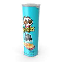Salt & Vinegar Pringles PNG & PSD Images