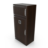 Wooden Cabinet PNG & PSD Images