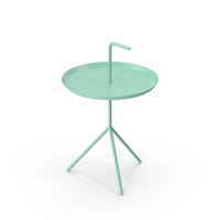 Coffee DLM Table Green PNG & PSD Images