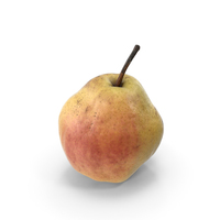 Comice Pear PNG & PSD Images