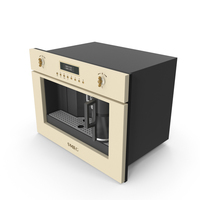 Coffee Machine Colonial PNG & PSD Images