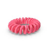 Scrunchy Hair Spiral PNG & PSD Images