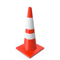 Road Cone PNG & PSD Images