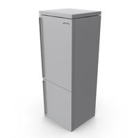 Smeg FA390X4 Refrigerator PNG & PSD Images