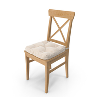 IKEA Ingolf Chair PNG & PSD Images